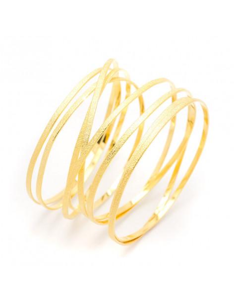 Grecian Designer bracelet gold VARKOULES