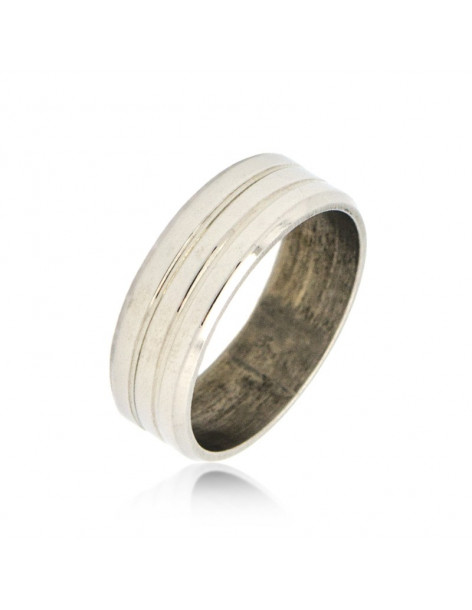 Men's Ring silver PERSES