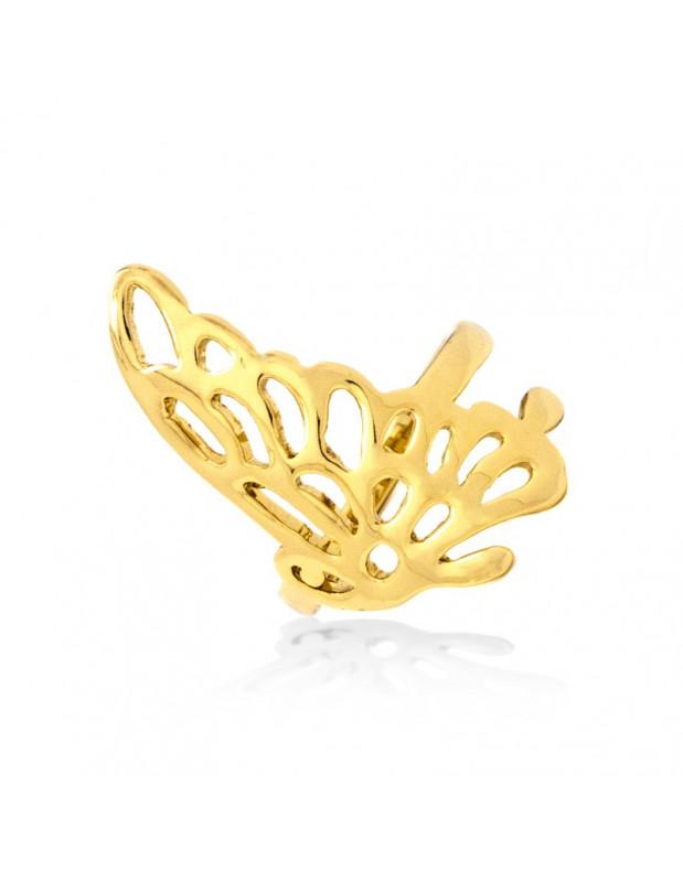 Ring gold plated KALAIS