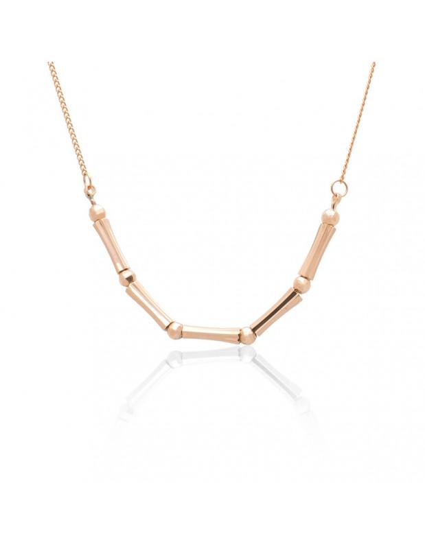 Halskette rosé gold vergoldet CORD