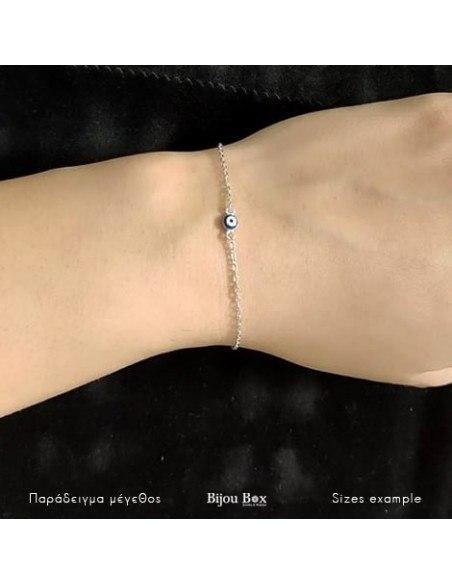 Nazar Armband aus Silber 925 LEVANA 2