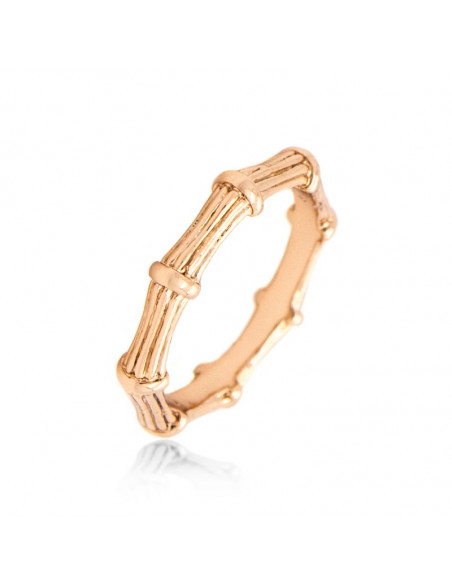 Δαχτυλίδι ροζ χρυσό ARRA