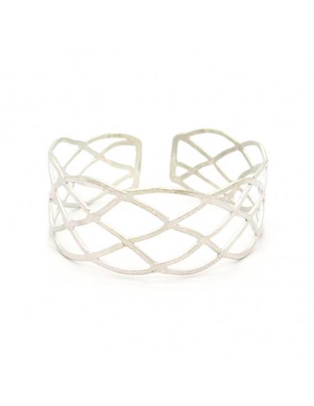 Greek Designer bracelet silver ANOIXTO
