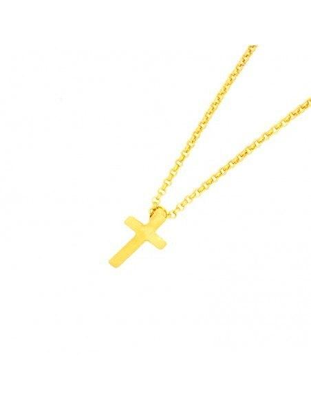 Kreuzkette gold STAYRO
