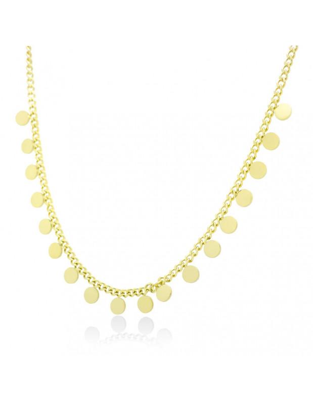 Necklace gold MEGAN