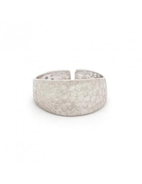 Ασημένιο Δαχτυλίδι Σεβαλιέ ABBY