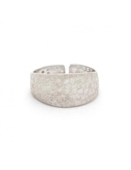 Silber Ring für kleinen Finger handgemacht ABBY