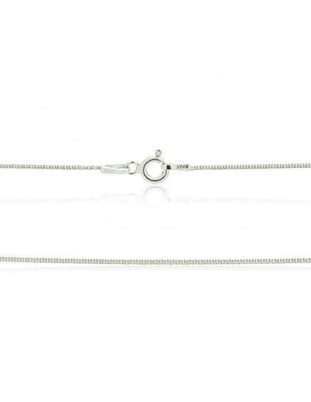 Silver chain 40cm FLORENZ