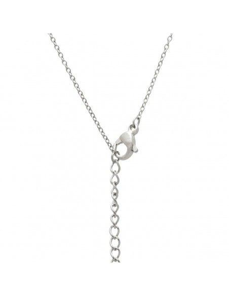 Halskette Mommy - Mama aus Edelstahl silber JOIP 2