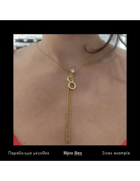 Halskette gold TIE 2