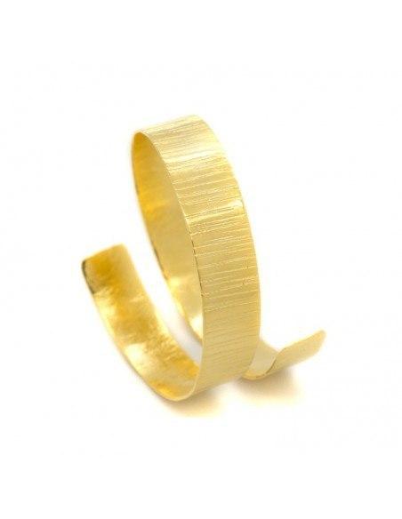 Bracelet bronze gold plated LITTLE ANUKET