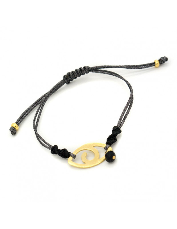 Bracelet bronze gold plated GOLD MATAKI