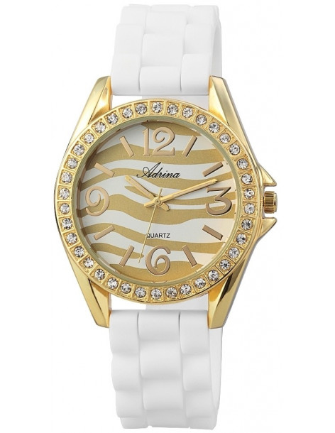Women's watch with silicone strap MANY II