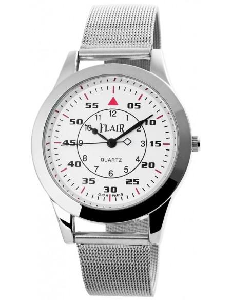 Men's watch with metal bracelet TECH