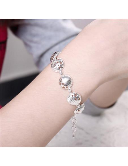 Armband silber FESALI 2
