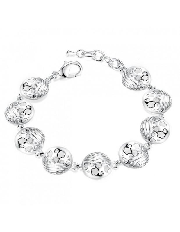 Bracelet silver FESALI