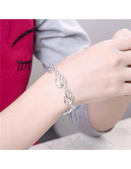 Bracelet silver ROTA 2