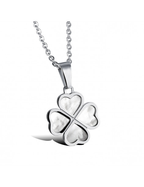 Necklace stainless steel INFINITY