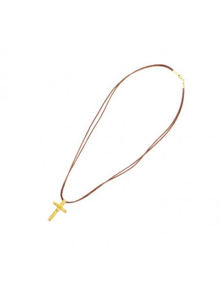 Halskette Silber vergoldet BIG STAYRO
