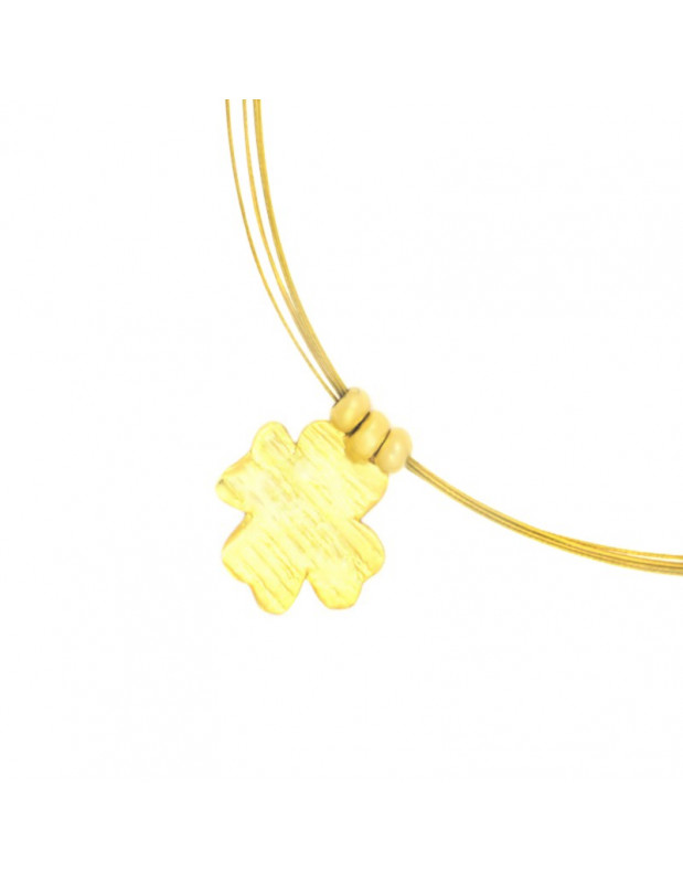 Cross Necklace gold TYXERO