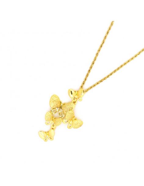 Halskette Schmetterling gold BUTTERFLY