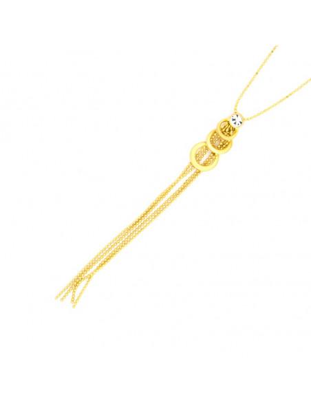 Halskette gold TIE