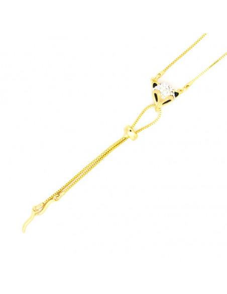 Halskette gold RACO