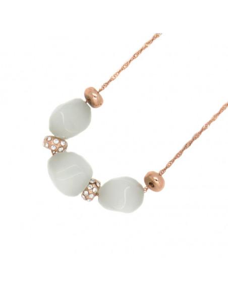 Halskette rosegold SUE
