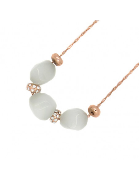 Necklace rose gold SUE