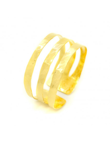 Βραχιόλι αρχαιοελληνικό χρυσό PRINT