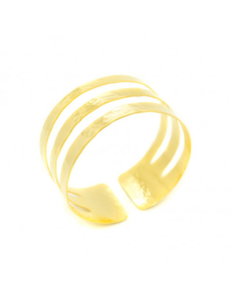 Βραχιόλι αρχαιοελληνικό χρυσό PRINT 4