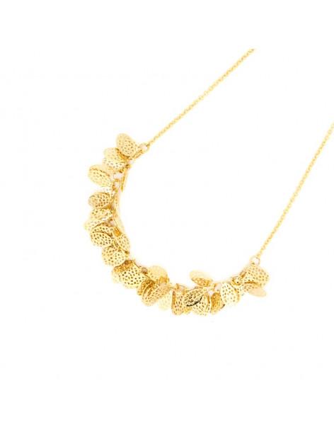 Halskette vergoldet DASO