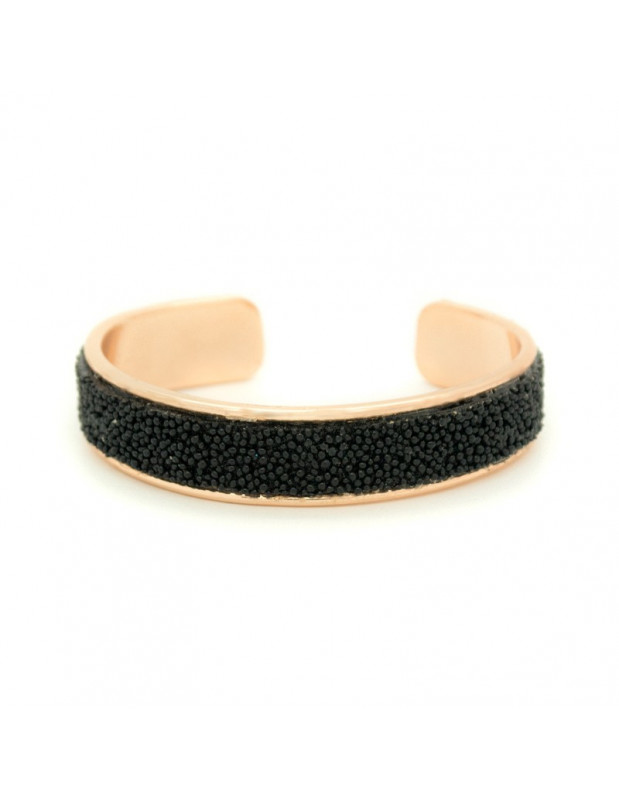 Bangle bracelet rose gold ULI
