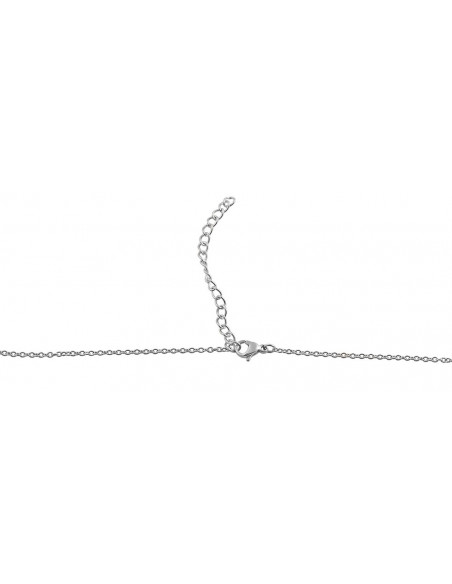 Unisex stainless steel cross necklace PERL H20140808