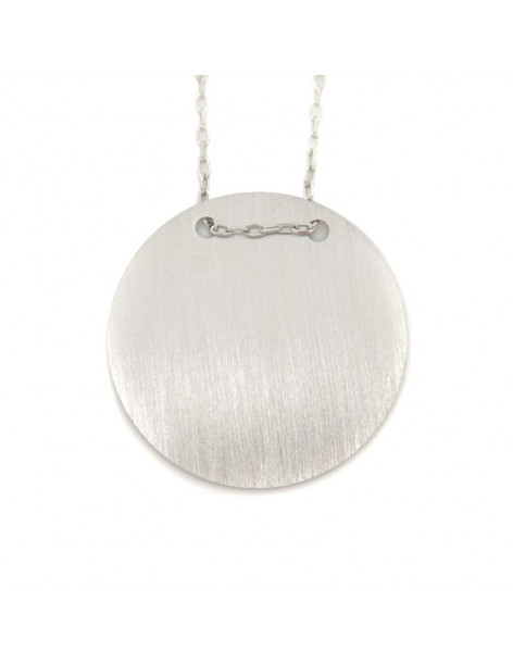 Necklace of sterling silver TERY