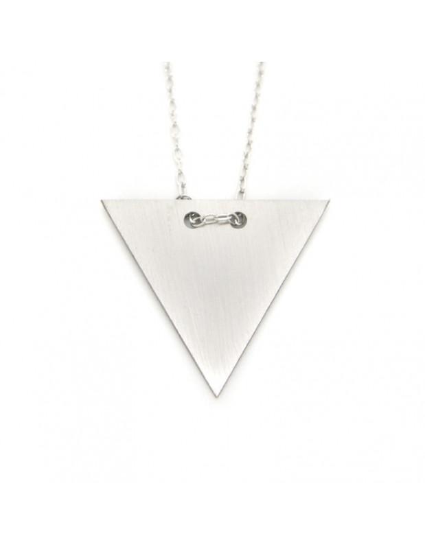 Halskette aus 925 Silber minimal FERO