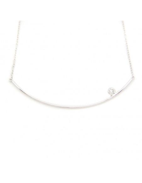 Halskette aus 925 Silber TROFE