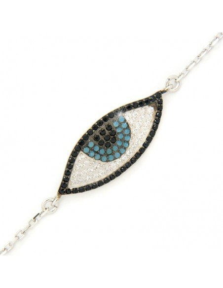 Nazar bracelet from silver 925 A20140385