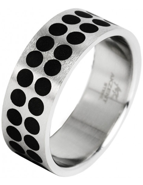 Men's ring from stainless steel VEIT R20140716