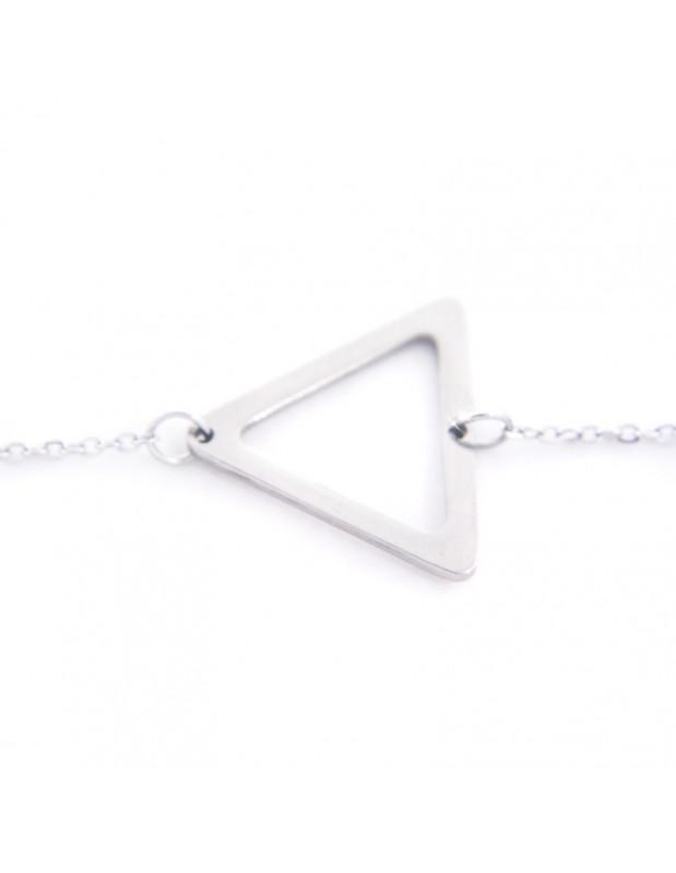 Minimal Armband silber TRI