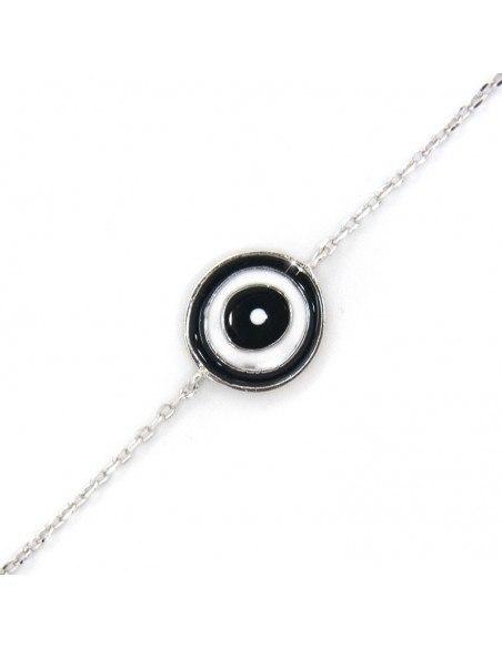 Nazar bracelet of silver 925 ROMA