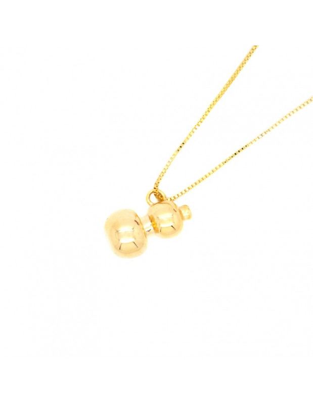 Halskette gold BAZO
