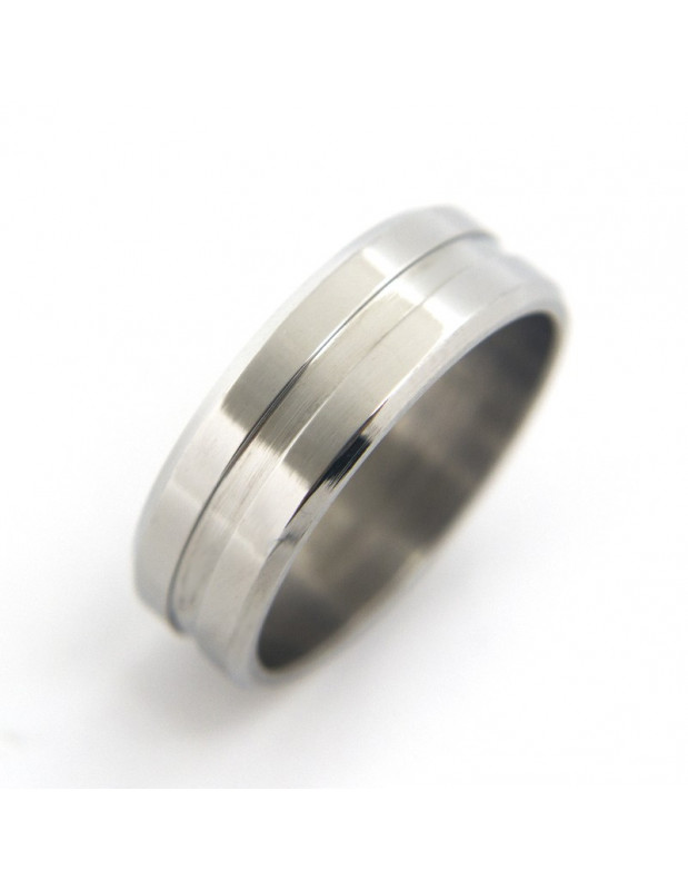 Men's Ring silver ATLAS