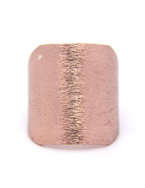Ring aus Bronze handgefertigt rosegold RENA
