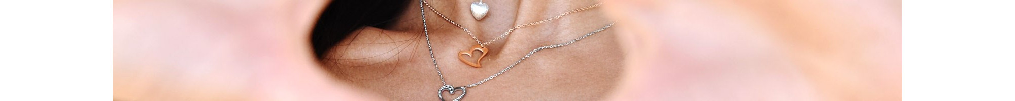 Heart Necklace | Cute & romantic designs online at BIJOU BOX