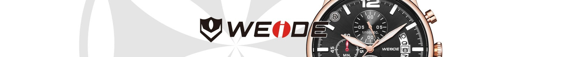 Weide Men's watches in large range | Order now at BIJOU BOX