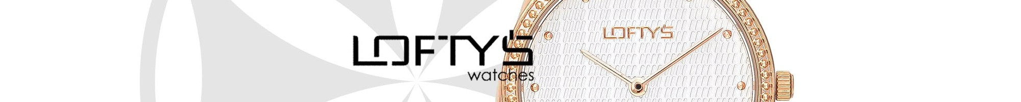 LOFTYS Women's Watches | New collection online at BIJOU BOX
