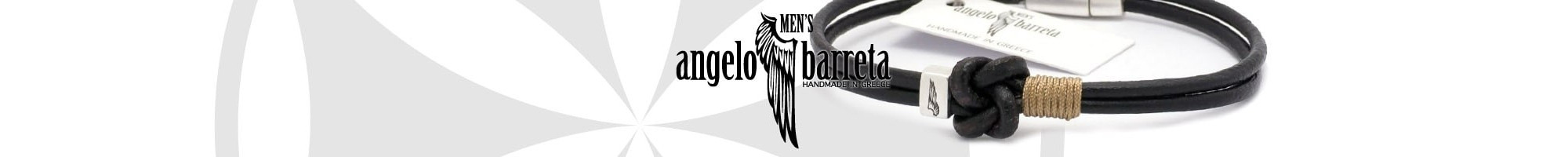 Angelo Barreta Men's Bracelets | New collection - Online at BIJOU BOX