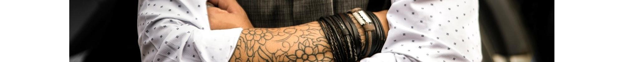 Herren Armbänder | Armbänder für Männer - Online ab 15€ | BIJOU BOX